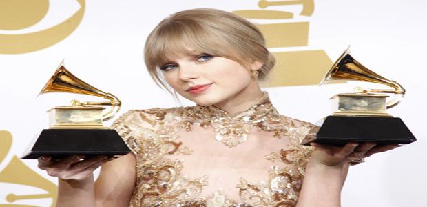"Taylor Gets Grammy Revenge on ""Mean"" Critics"