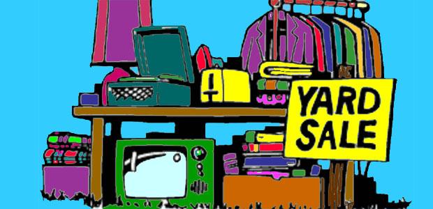Yard Sale Fundraiser Mymcmurray