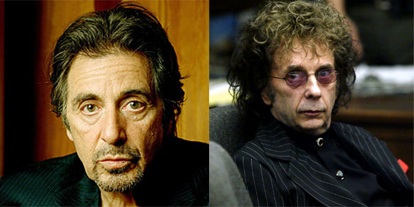 Al pacino refused to meet phil spector in prison mymcmurray al pacino refused to meet phil spector in preparation for an upcoming biopic about the incarcerated music producer as he believed the real man would be very m4hsunfo