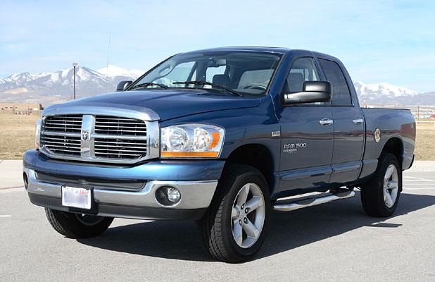 Dodge Truck Recall List