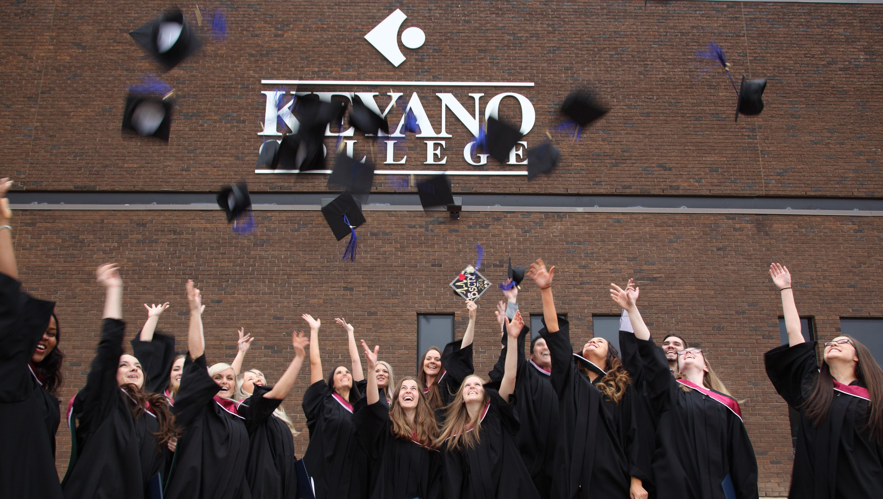 hundreds graduate from keyano college today mymcmurray hundreds graduate from keyano college today