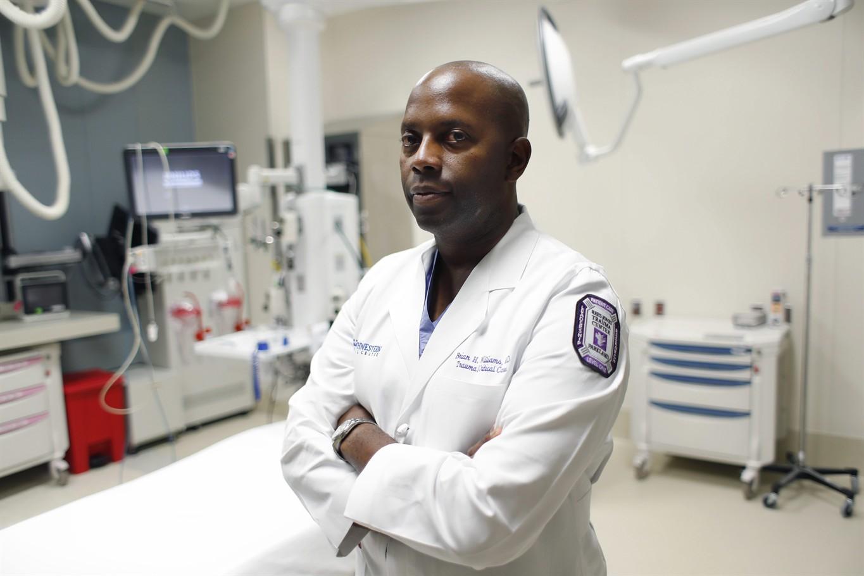 Dr. Larry Ferdinand | BlackDoctor.org