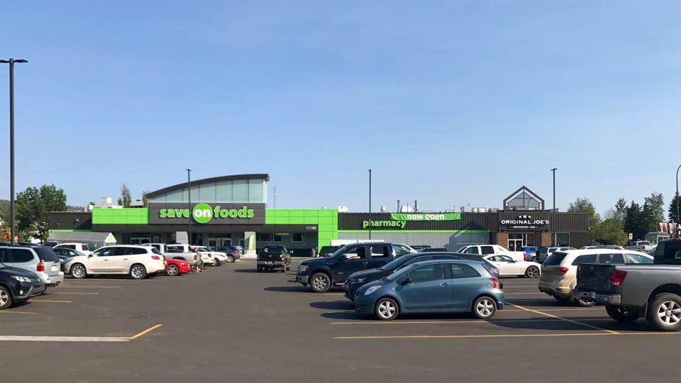 Save On Foods Fort Mcmurray Downtown