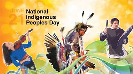 National Indigenous Peoples Day in the RMWB