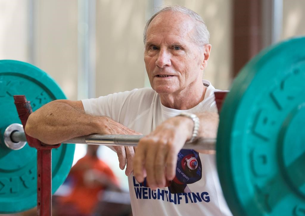 85-year-old, lifting since 1950, on track to cinch