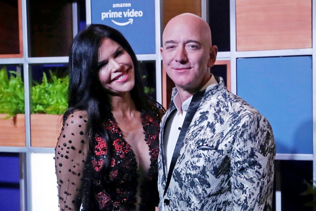 Jeff Bezos sued by girlfriends brother for defamation | WCYB