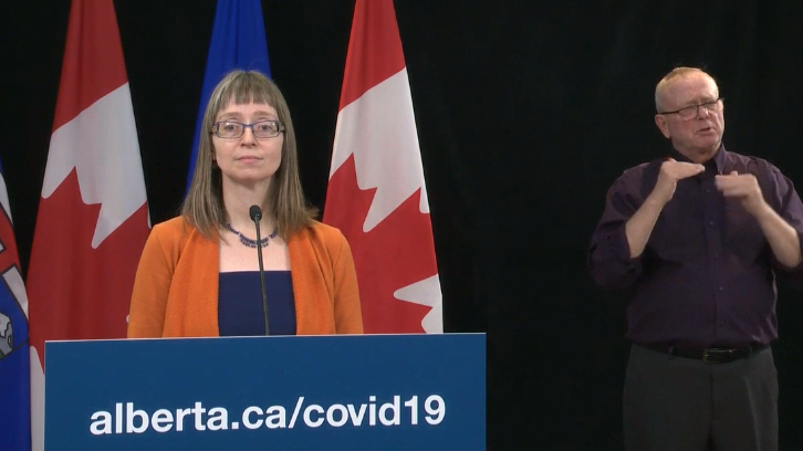Hinshaw Stays Mum On Details Of Covid 19 Meeting With Alberta Cabinet